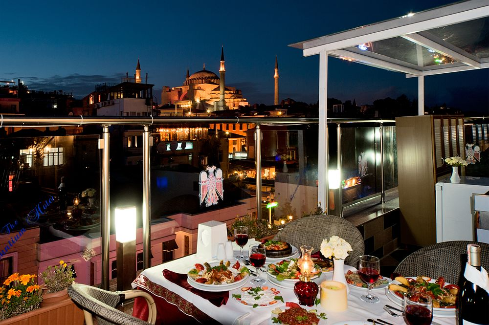 The Byzantium Hotel & Suites-Special Category in Istanbul