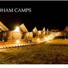The Chardham Camp Guptkashi in Chopta