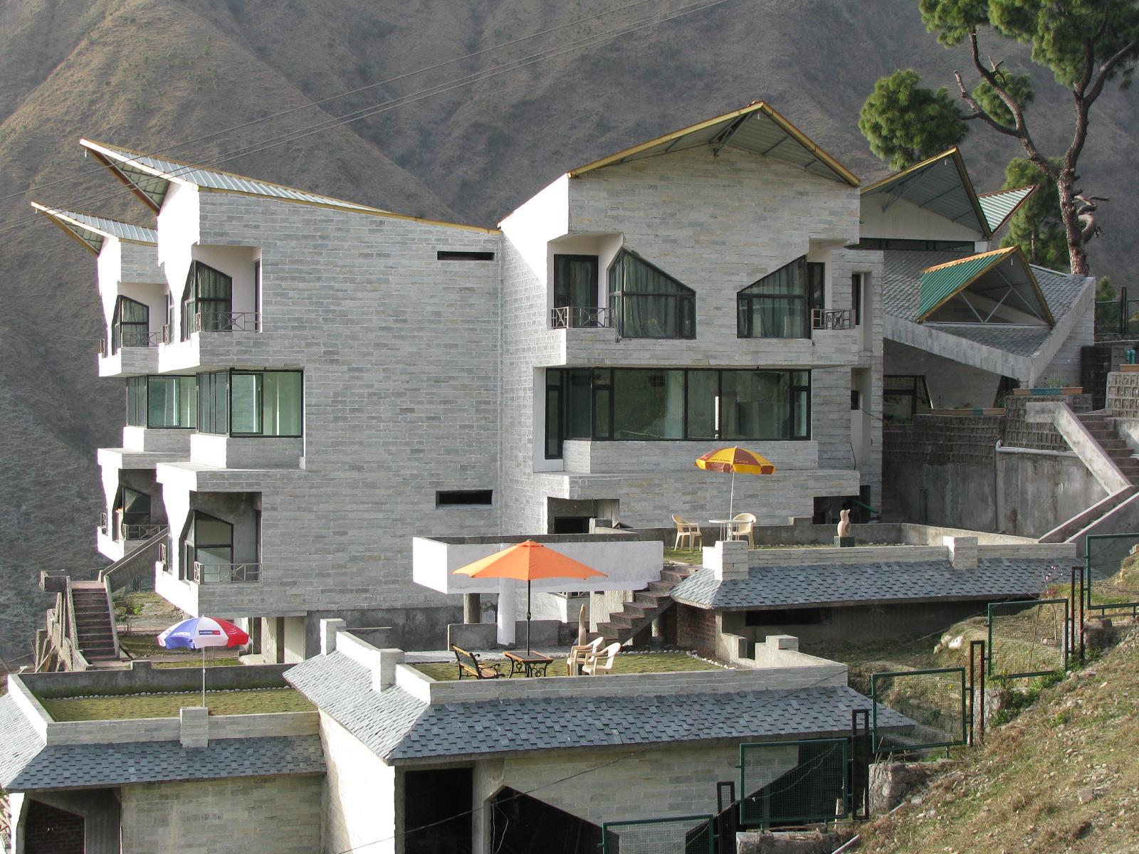 The Citadel Resorts in Palampur