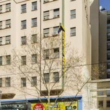 The City Square Motel in Melbourne