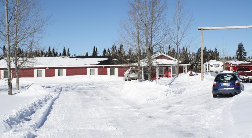 The Country Inn Motel in Gander