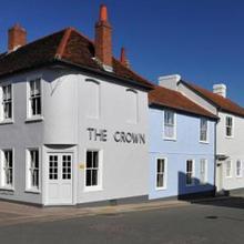 The Crown Hotel in Framlingham
