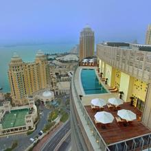 The Curve Hotel in Doha