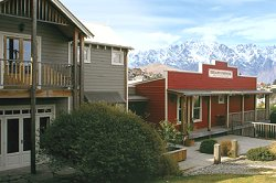 The Dairy Private Luxury Hotel in Queenstown