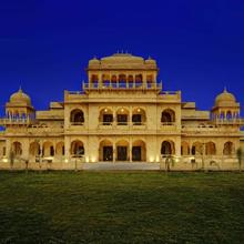The Desert Palace in Jaisalmer