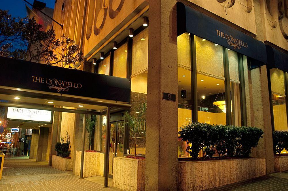 The Donatello Hotel in Oakland