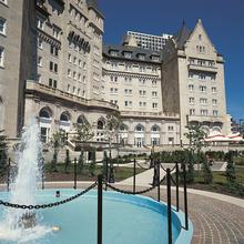 The Fairmont Hotel Macdonald in Edmonton