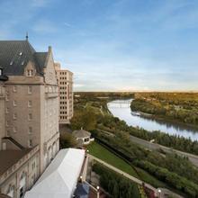 The Fairmont Hotel Macdonald in Edmonton