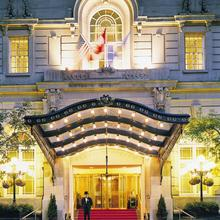 The Fairmont Palliser in Calgary