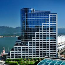 The Fairmont Waterfront in Vancouver