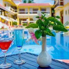 The Fern Spazio Leisure Resort, Anjuna Goa in Anjuna