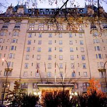 The Fort Garry Hotel in Winnipeg
