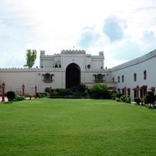 The Fort Ramgarh in Chandigarh
