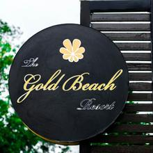 The Gold Beach Resort in Vapi
