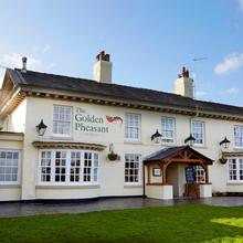 The Golden Pheasant in Knutsford
