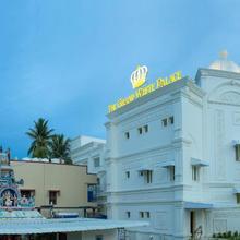The Grand White Palace in Vaithisvarankoil