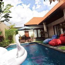 The Green Kamboja Villa in Sanur