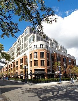 The Hazelton Hotel in Toronto