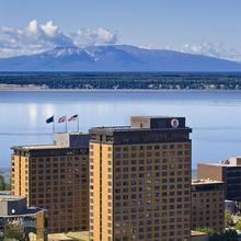 The Hotel Captain Cook in Anchorage