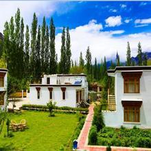 The Hundar Resort in Hundar