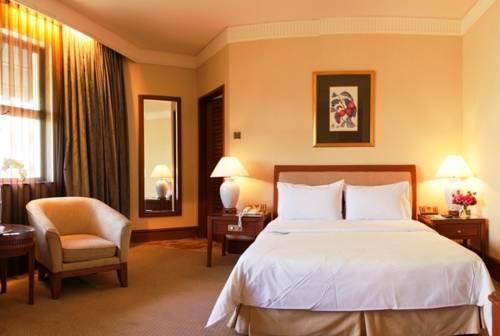 The Jesselton Hotel in Kota Kinabalu