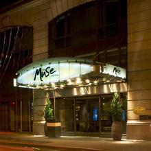 The Kimpton Muse Hotel in Teterboro
