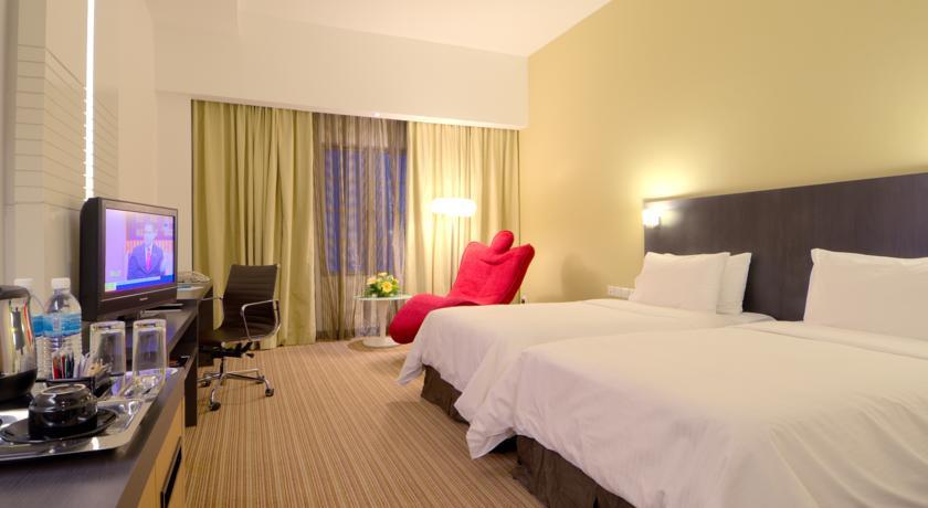 The Klagan Hotel in Kota Kinabalu