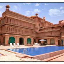 The Laxmi Niwas Palace in Bikaner