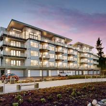 The Marinaside Resort in Nanaimo