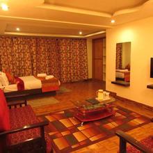 The Meru Hotel in Uphper Tadong