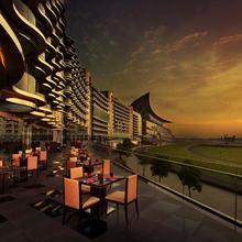 The Meydan Hotel in Dubai