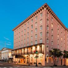 The Mills House Wyndham Grand Hotel in Charleston