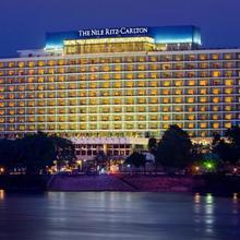 The Nile Ritz-carlton, Cairo in Cairo