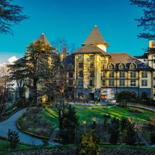 The Oberoi Wildflower Hall in Shimla