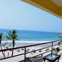 The Ocean Park Beach Resort in Kovalam