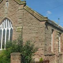 The Old Church in Chirnside