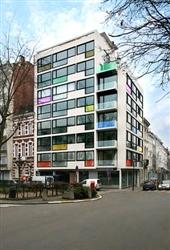 The Pantone Hotel Brussels in Brussels