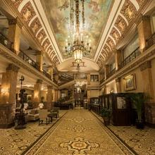 The Pfister Hotel in Milwaukee