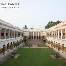 The Rajbari Bawali in Kolkata