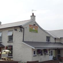 The Rising Sun in Llanover