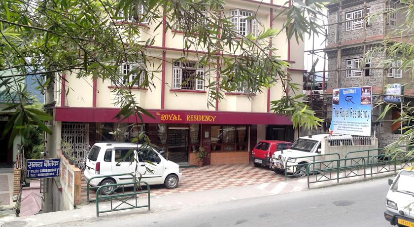 The Royal Residency in Gangtok
