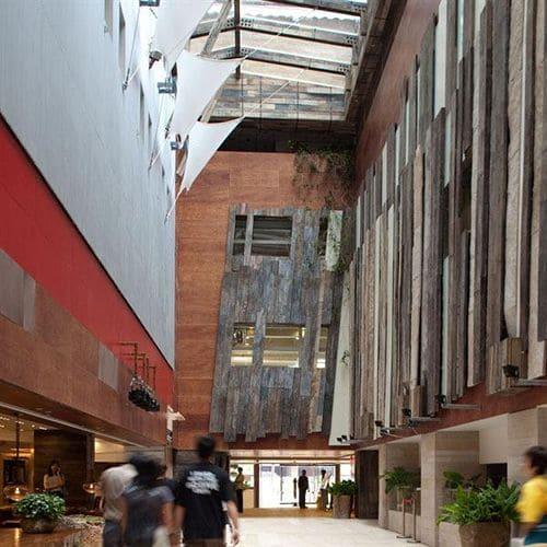 Salisbury-YMCA Of Hong Kong in Hong Kong