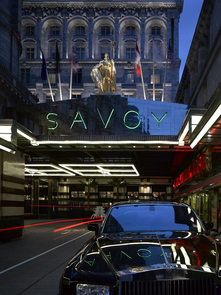The Savoy in London