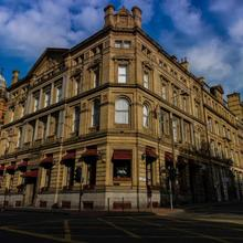 The Sir Thomas Hotel in Liverpool