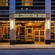 The Strathcona Hotel in Toronto