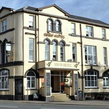 The Swan Hotel in Llanover