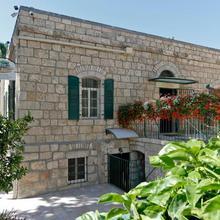 The Templer Inn in Jerusalem