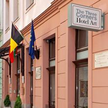 The Three Corners Hotel Art Superior in Budapest