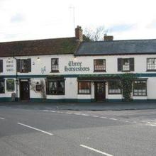 The Three Horseshoes in Winslow