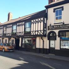 The Tudor Hotel in Taunton